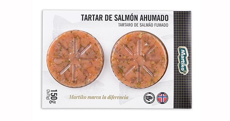 Nueva línea de Tartar de Salmón, Bacalao y Atún con un toque personal