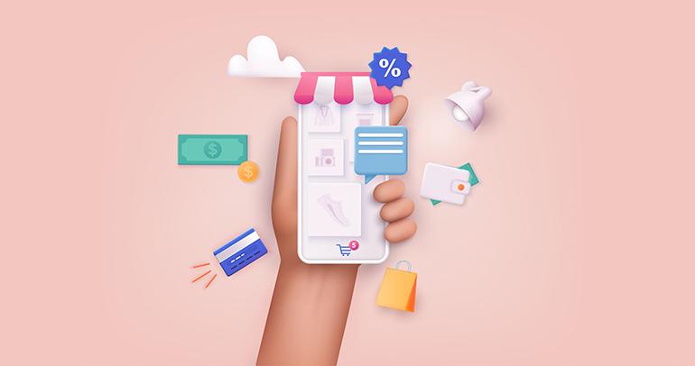 Crear una tienda online sin tener un solo producto: el dropshipping