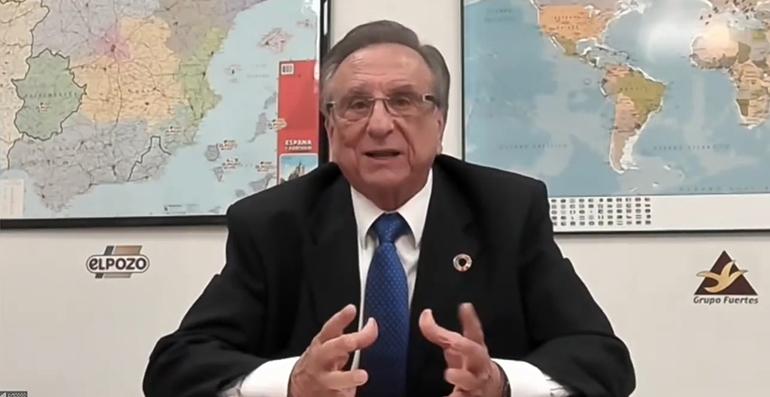 Tomás Fuertes reclama la valorización de las empresas como generadoras de empleo y riqueza