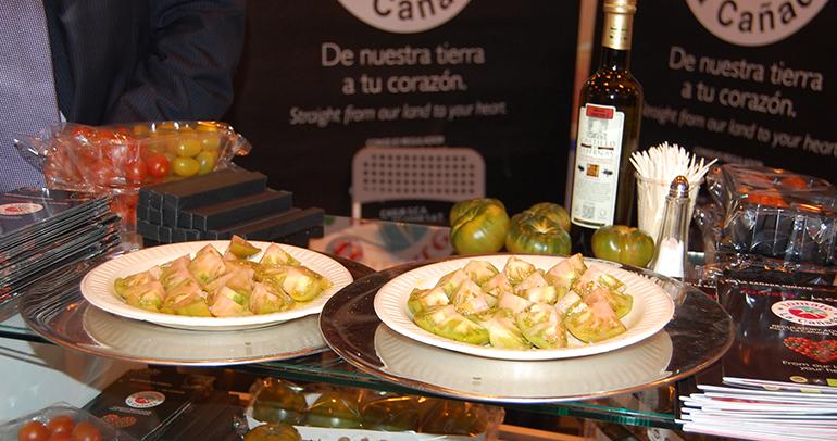 Tomate La Cañada promocionará #elmejortomatedelmundo en Fruit Logística, 8-10 febrero en Berlín