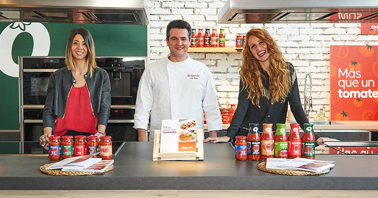 Tomate Orlando presenta libro de recetas y crea el Día de la Versatilidad Gastronómica el 27 de marzo