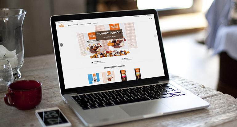 Trapa abre una tienda online dentro de su estrategia de crecimiento