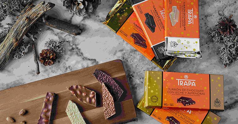trapa-turrones-chocolates-Navidad