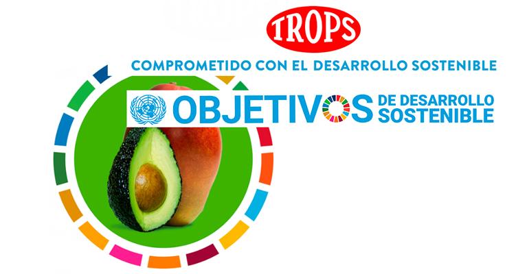 Trops se convierte en la primera empresa agroalimentaria en certificar su estrategia de Sostenibilidad con los ODS