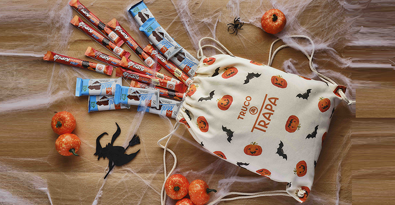 ¿Truco o Trapa? Pack de Halloween para los más pequeños