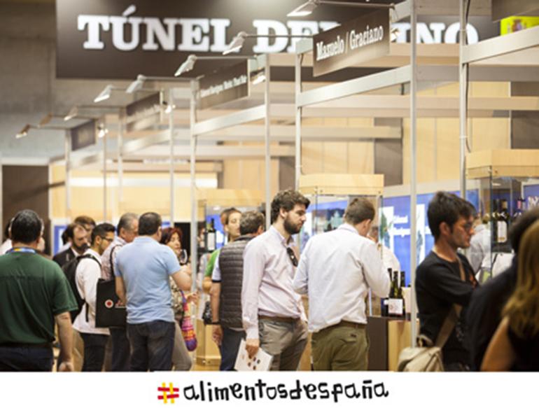 Tunel del Vino, Salón Gourmets
