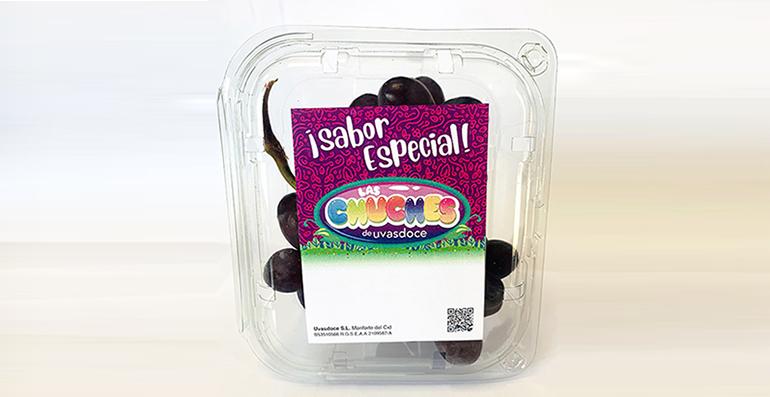Nacen Las Chuches de Uvasdoce con web y app propia para promocionarlas