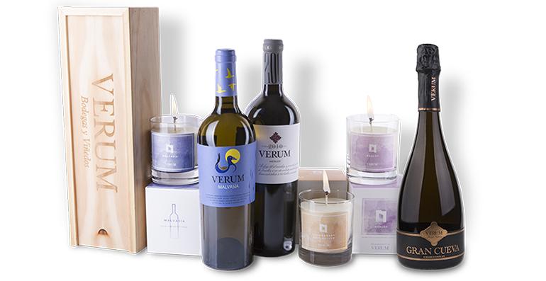 Aromaterapia para los amantes del vino, de la mano de Bodegas Verum