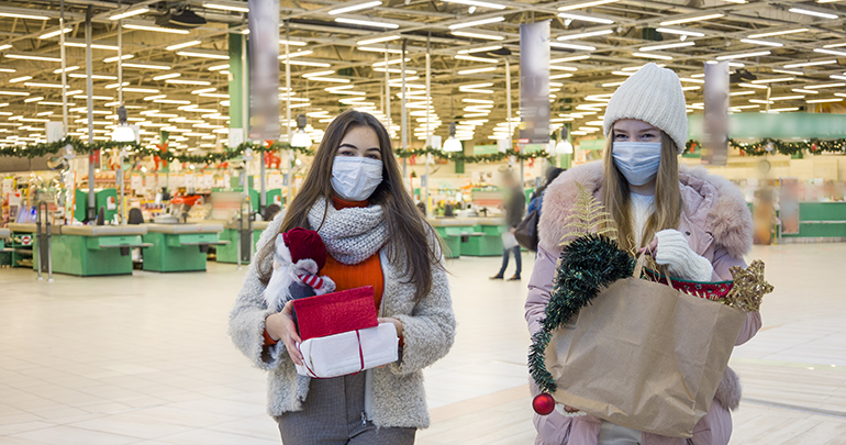 Las navidades más caseras marcan el crecimiento de un 2,6% en consumo en alimentación y bebidas