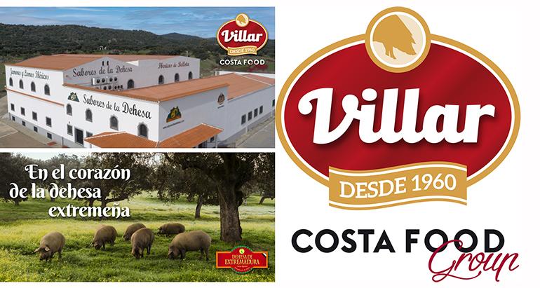 Industrias Cárnicas Villar, en el corazón de la dehesa de Extremadura