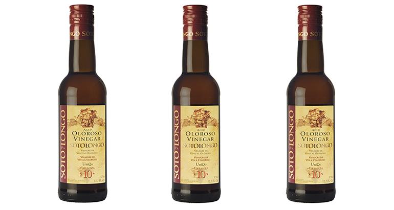 Vinagre de Vino Oloroso/Crianza Sotolongo con DOP Montilla Moriles