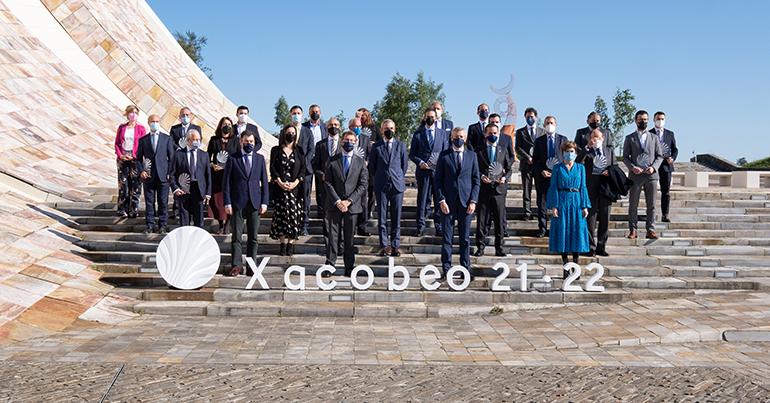 Vinigalicia, la bodega gallega se convierte en patrocinador del Xacobeo 21/22