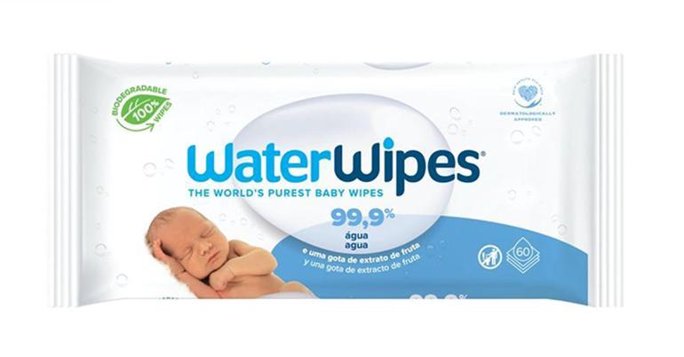 Llegan las toallitas para bebé más puras del mundo