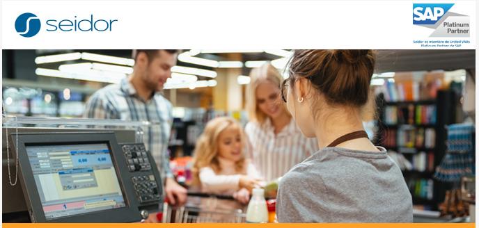 Seidor organiza esta mañana un webinar para mejorar la formación en el sector retail con SAP Litmos