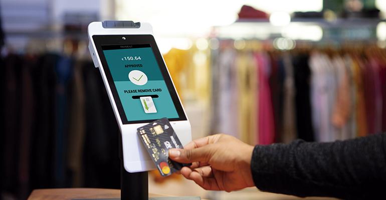 Terminal de pago contactless que trae la revolución digital 360º y premio iF Design Award 2020