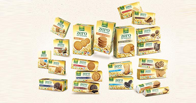 Galletas Gullón relanza su gama sin azúcares Zero para dominar el segmento de la galleta saludable