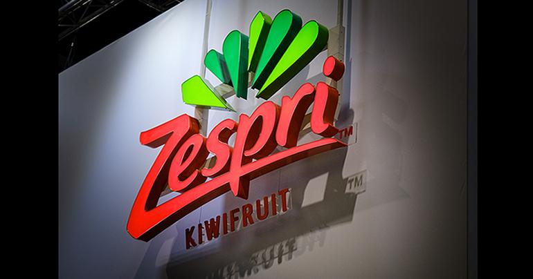 Zespri renueva su imagen por primera vez en sus 22 años de historia