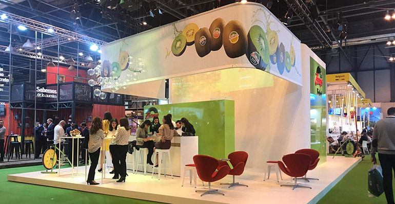 Fruit Attraction 2019 cuenta con la presencia de Zespri