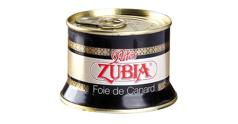 Deliciosa emulsión de foie gras en cuidada presentación